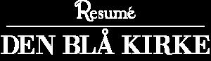 Den Blå Kirke Logo